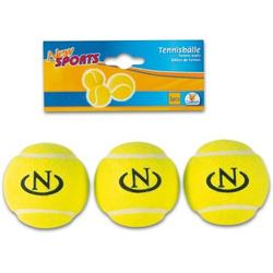 New Sports Tennisbälle 3 St. 0074201229