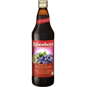RABENHORST Heidelbeer Muttersaft Bio 700 ml