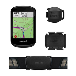 Garmin Edge 830 Performance Bundle - Fahrradcomputer GPS Black