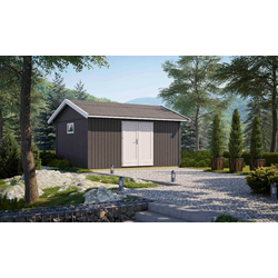 Lasita Maja Gartenhaus Nordic 15 (Double)