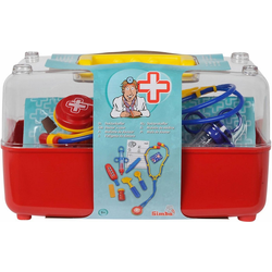 SIMBA Spielzeug-Arztkoffer Doktorkoffer
