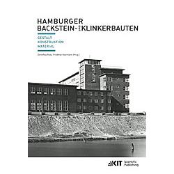 Hamburger Backstein- und Klinkerbauten - Buch