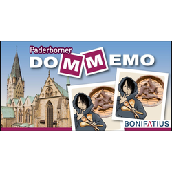 Paderborner Dom-Memo