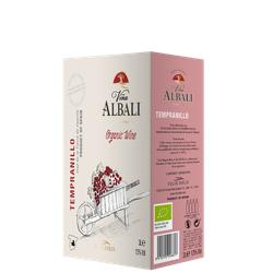 Vina Albali Tempranillo (Bio) Bag-in-Box - 3,0 L - Félix Solis - Spanischer Rotwein