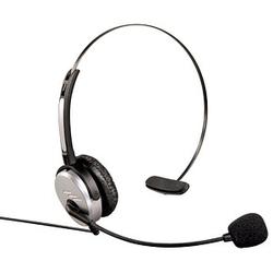 hama Headset schwarz