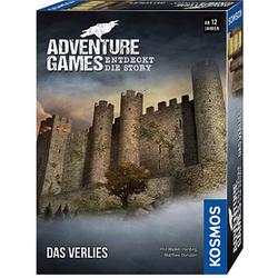 KOSMOS Adventure Games - Das Verlies Brettspiel