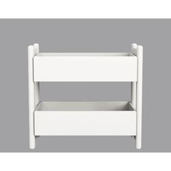 Flexa Shelfie Mini E Regal mit zwei Organizerboxen 81-26205-40