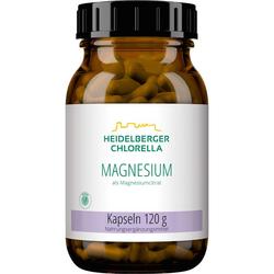 MAGNESIUM ALS Magnesiumcitrat Kapseln 200 St