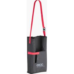 Evoc Road Bike Adapter Disc Remschijven Transportbescherming, zwart-rood, Eén maat