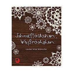 Schneeflöckchen  Weißröckchen - Buch