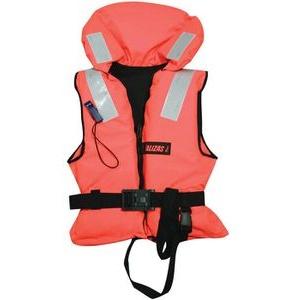 Lalizas Schwimmweste Rettungsweste Adult, 115N, für Erwachsene, über 90 kg, orange