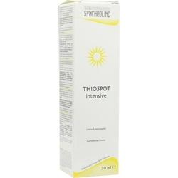 SYNCHROLINE Thiospot Intensiv Creme 30 ml