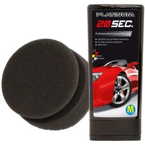 Autopflege Platinum 20 sec, Kratzerentfernung schwarz