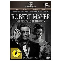 Robert Mayer - Der Arzt aus Heilbronn - DVD  Filme
