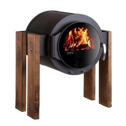 Kanuk GmbH Kaminofen Kanuk® STAND Wood Buche geölt