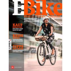 E-BIKE 2020 - Ratgeber rund ums Rad