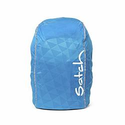 Satch Regencape blau, für alle Satch Schulrucksäcke geeignet