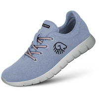 Giesswein Merino Runners W sky blue 40