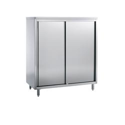 cookmax Geschirrschrank mit Schiebetüren 1600 x 600 x 2000 mm