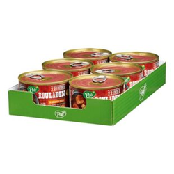 Pote Gourmet Rinderroulade 400 g, 6er Pack