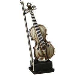 Ambiente Haus Dekofigur Geige Figur M (1 Stück)