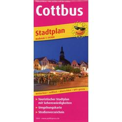 Cottbus 1 : 14 000