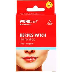 HERPES PATCH hydrokolloid 6 St.