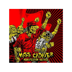 Miss Cadaver - Mänifestvm Raivus (CD)