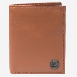 Geldtasche REELL - Clean Leather Cognac (COGNAC)