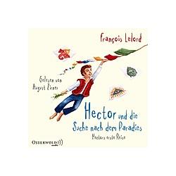 Hector - 7 - Hector und die Suche nach dem Paradies - Hörbuch