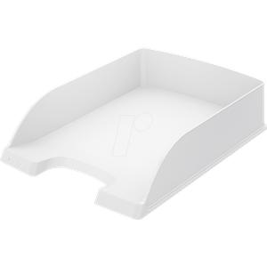 LEITZ 52270001 - Briefkorb A4 Standard Plus, weiß