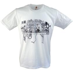 Guru-Shop T-Shirt Fun T-Shirt - Mischpult M