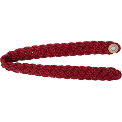 Raffhalter Freia, VHG, (1-tlg), Raffhalter, Magnet, Accessoire rot 63 cm x 3 cm