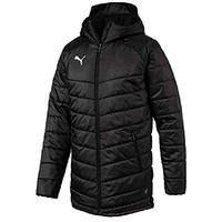 Puma Liga Sideline Bench Jacket black/white XXL