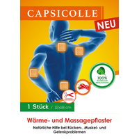 DE-ELG HANDELS GMBH CAPSICOLLE Wärmepflaster 12x18 cm