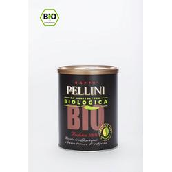 Pellini Bio Kaffee 100% Arabica 250g gemahlen Dose