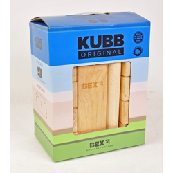 Bex KUBB Viking RED KING