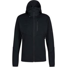 Mammut Ultimate VI SO Hooded Jacket schwarz XL