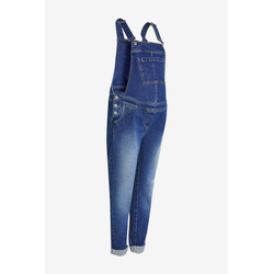 Next Umstandshose Jeans-Latzhose blau 29 - 34