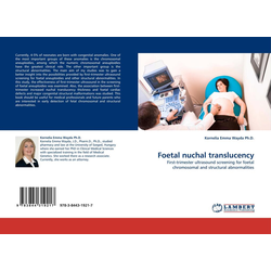 Foetal nuchal translucency als Buch von Kornelia Emma Wayda Ph. D./ Kornelia E. Wayda