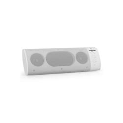 ONECONCEPT JamBar BT120 2.1 Bluetooth-Lautsprecher AUX Akku 15m weiß Portable-Lautsprecher