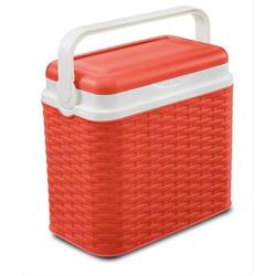 Kühlbox, 10l Fassungsvermögen, orange Kühlbox Orange 10l