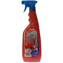 Reinex Kunststoff- und Markisenreiniger, kraftvoller Sprühreiniger reinigt streifenfrei, 750 ml - Sprühflasche