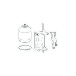 Trinkwasserausdehnungsgefäß integrierbar, Inhalt 8l, EV 8 DHW