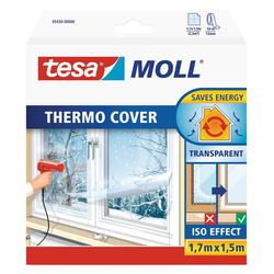 Fensterfolie tesamoll® Thermo cover Fenster-Isolierfolie, tesa, Energiekosten sparen, Wärmedämmend