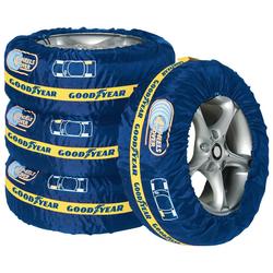 GOODYEAR Reifentasche 4 Stk. blau