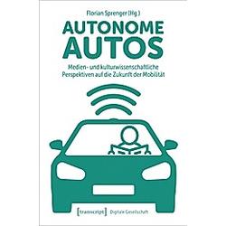 Autonome Autos - Buch