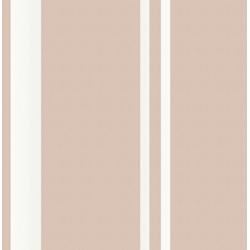 Vliestapete, (1 St), Rosa - 10m x 52cm