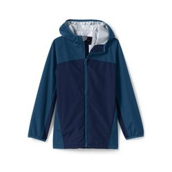 Wasserdichte Regenjacke - 128/134 - Blau