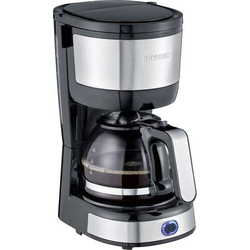 Severin KA 4808 Kaffeemaschine Schwarz Fassungsvermögen Tassen=4